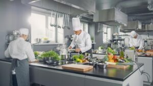 bucket list  - private chef Raphael Gamon cook