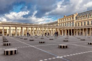 Palais Royale, bucket list #17 Raphael Gamon